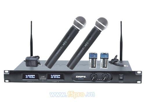 Micro không dây Shupu SM-8680