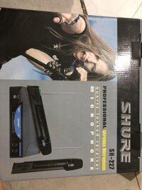 Micro không dây Shure SH-227