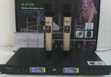Micro Không Dây Shure U8700