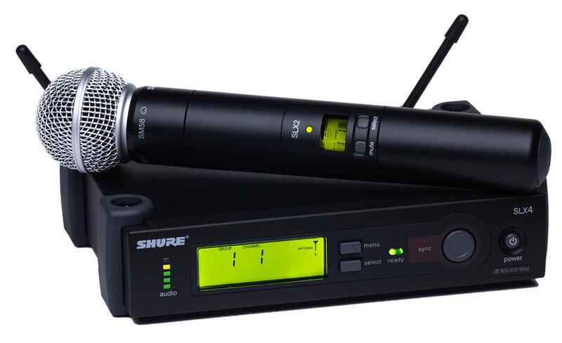Micro không dây Shure ULXP24/SM58