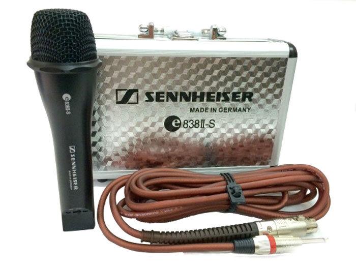 Micro Sennheiser E838II-S