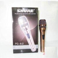 Micro Shure PG- 8.2 - Micro có dây