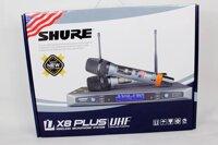 Micro Shure X8 Plus