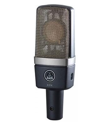 Micro thu âm AKG C214