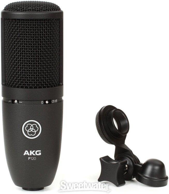 Micro thu âm AKG P120 (Seri 2014)