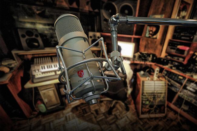 Micro thu âm Lauten Audio FC-387