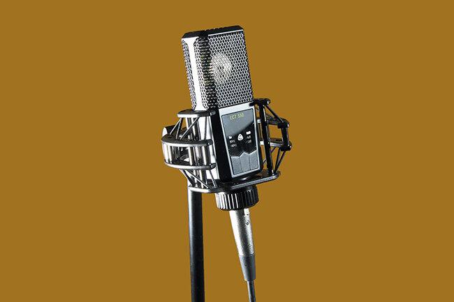 Micro thu âm Lewitt LCT 550