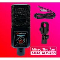 Micro thu âm Live tream AQTA ALC 280