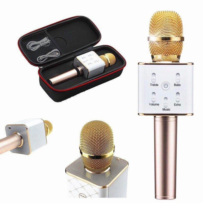 Micro Tuxun Q7 Hát Karaoke