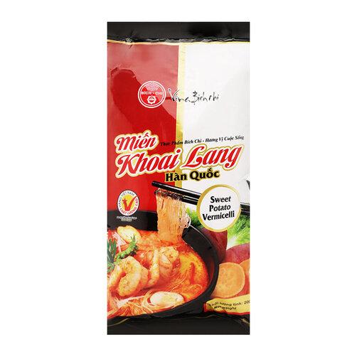 Miến khoai lang Hàn Quốc Bích Chi gói 200g