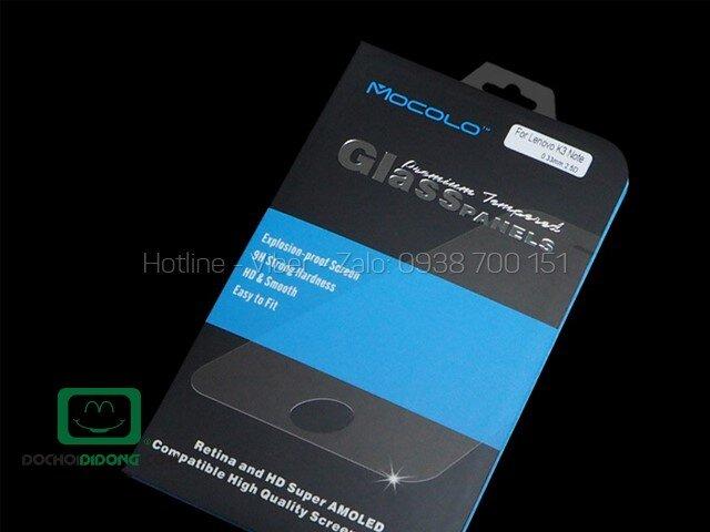 Miếng dán cường lực Lenovo A7000 K3 Note Mocolo 9H