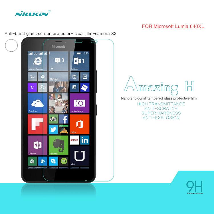 Miếng dán cường lực Nokia 640