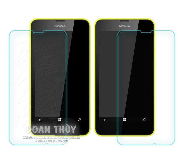 Miếng dán cường lực Nokia Lumia 630