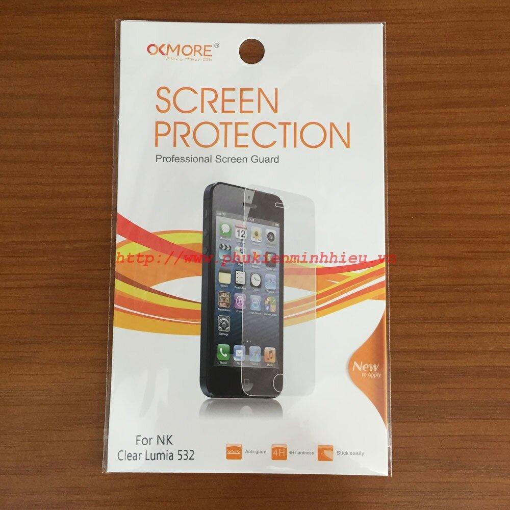 Miếng dán màn hình trong OKMORE Nokia Lumia 532