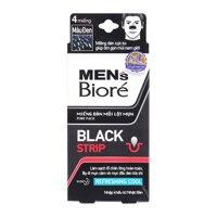 Miếng dán mũi lột mụn dành cho nam Men's Biore
