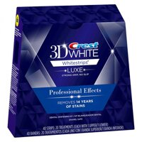 Miếng dán trắng răng Crest 3D White Professional Effects
