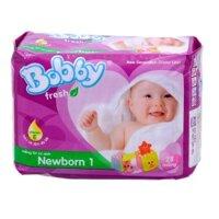 Miếng lót Bobby Fresh Newborn 1 28 miếng (dưới 1 tháng)