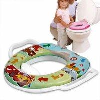 Miếng lót bồn cầu có đệm Disney cho bé