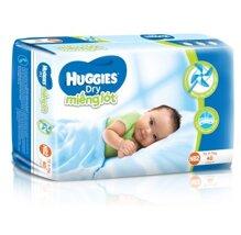 Miếng lót Huggies Newborn 2 40 miếng (trẻ từ 4 - 7kg)