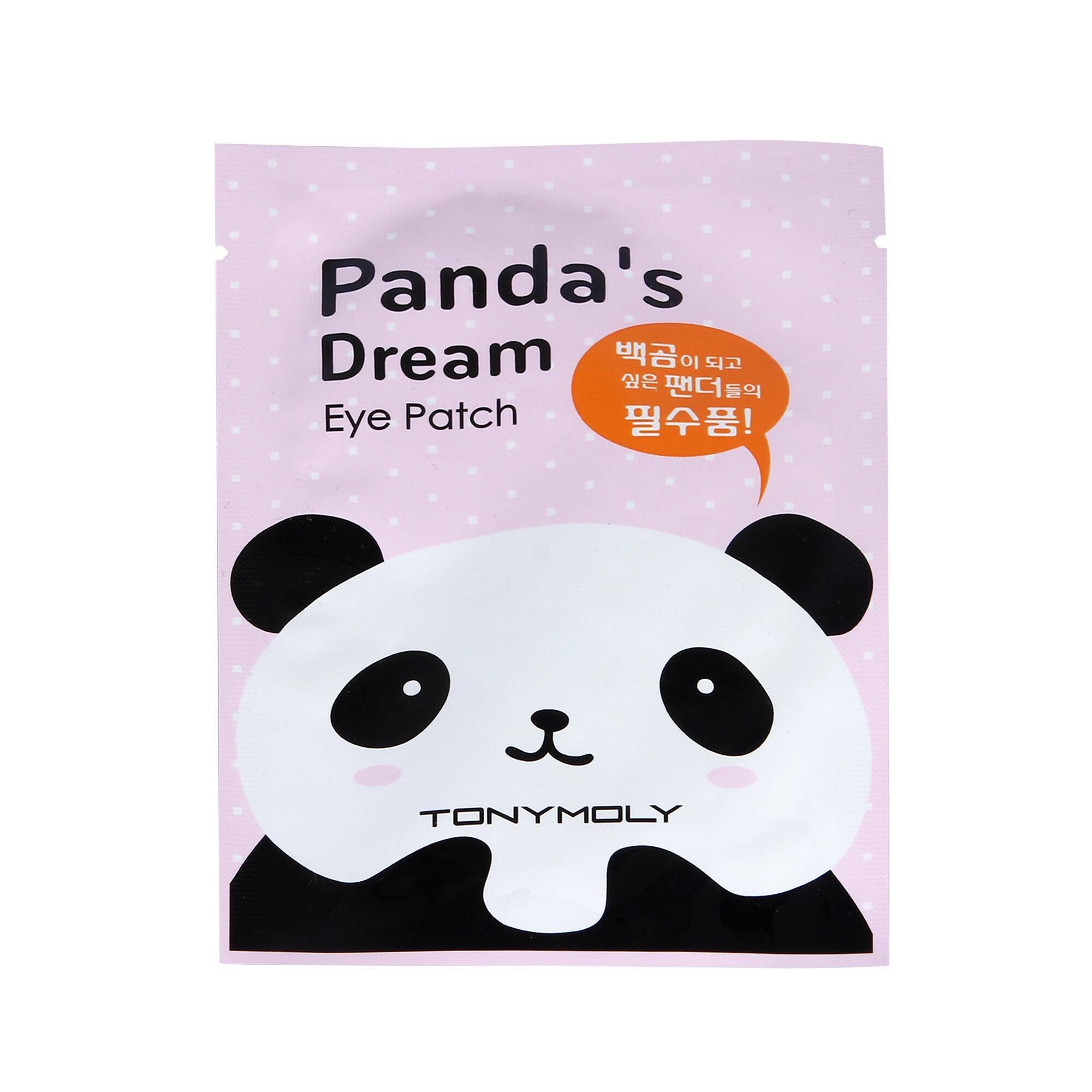 Miếng mặt nạ đắp dưỡng mắt Panda Dream Eye Patch Tonymoly