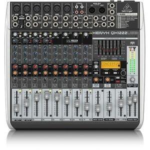 Mixer Behringer Xenyx QX1222USB