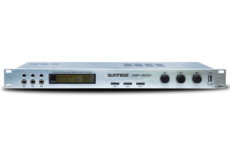 Mixer Guinness DSP-3200