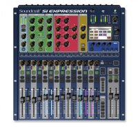 Mixer Soundcraft Si Expression 1