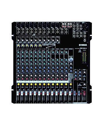 Mixer Yamaha MG16/6FX