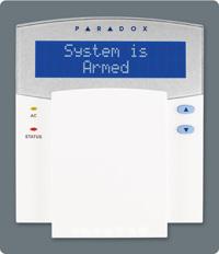 Bàn Phím K641 - LCD