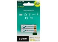 Pin sạc Sony 800mAH AAA x2