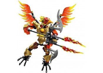 Mô hình Chiến binh lửa Fluminox Lego Chima 70211