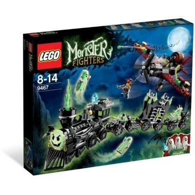 Mô hình Chuyến tàu ma Lego Star Wars 9467