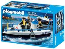 Mô hình Customs boat Playmobil 5263