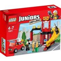 Mô hình Cứu hỏa khẩn cấp Lego Juniors 10671