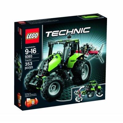Mô hình Đầu máy kéo Lego Techinic 9393