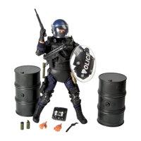 Mô hình đồ chơi WPK - Mô hình cảnh sát cứ điểm cao cấp WS13671