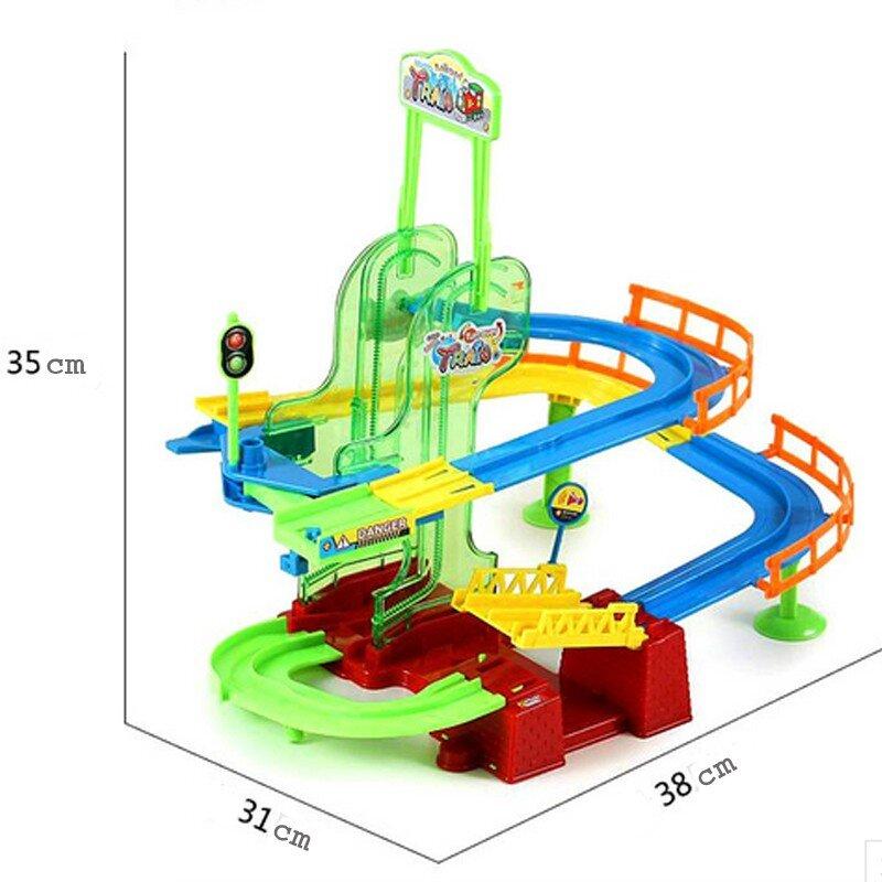 Mô hình đường ray tàu hỏa Thomas