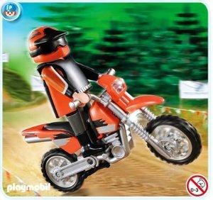 Mô hình Enduro Playmobil 5115