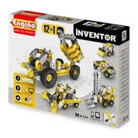 Mô hình Engino Inventor - Xe công nghiệp M12 1234
