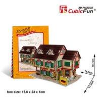 Mô hình giấy Cubic Fun Grocery W3127H