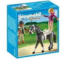 Mô hình Horse Dressage Training Playmobil 5229