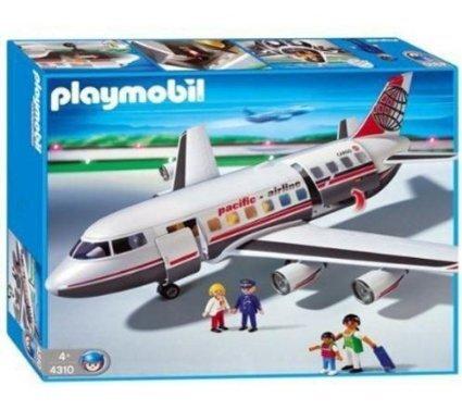 Mô hình Jet Plane Playmobil 4310