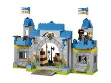 Mô hình Lâu đài hiệp sĩ Lego Juniors 10676