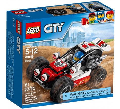 Mô Hình Lego City - Xe Buggy 60145 (81 Mảnh Ghép)