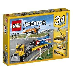 Mô Hình Lego Creator - Biểu Diễn Trên Không 31060 (246 Mảnh Ghép)
