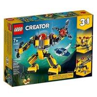 Mô Hình Lego Creator - Rô Bốt thám hiểm biển sâu 31090