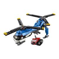 Mô hình Lego Creator –Trực thăng hai cánh quạt 31049