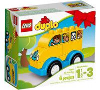 Mô Hình Lego Duplo - Xe Buýt Đầu Tiên 10851 (6 Mảnh Ghép)