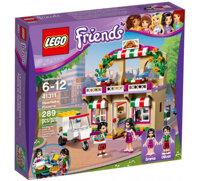 Mô Hình Lego Friends - Tiệm Bánh Pizza Heartlake 41311 (289 Mảnh Ghép)