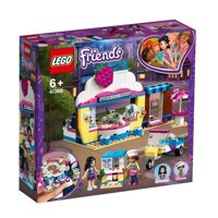 Mô Hình Lego Friends - Tiệm bánh Cupcake của Olivia 41366